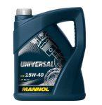 Mannol Universal 15W-40 4L